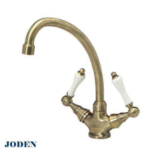 RoomClip商品情報 - 【JODEN】キッチンスタンダードCL(アンティークブラス) キッチン用2レバー混合栓 クラシック水栓 2PLVA