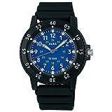 [セイコーウォッチ] 腕時計 アルバ スポーツ 日常生活用強化防水(10気圧) 回転ベゼル付き AQPK415 ブラック