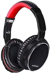 【AUSDOM正規品】AUSDOM アクティブノイズキャンセリング ワイヤレスヘッドホン 技適マーク取得済み 密閉型 Bluetooth 4.0 apt-x対応 ANC機能