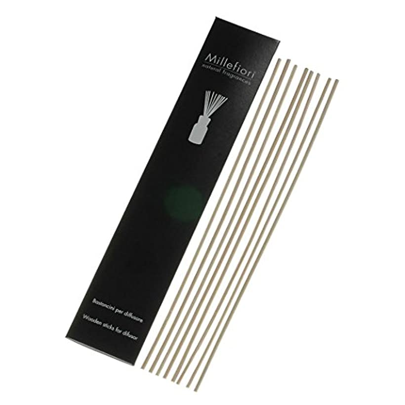 強います高める普通のMillefiori Naturalシリーズ リードディフューザー Mサイズ用 交換用スティック STK-NM-002
