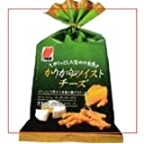 三幸製菓 60g かりかりツイスト チーズ ×12個【1k】