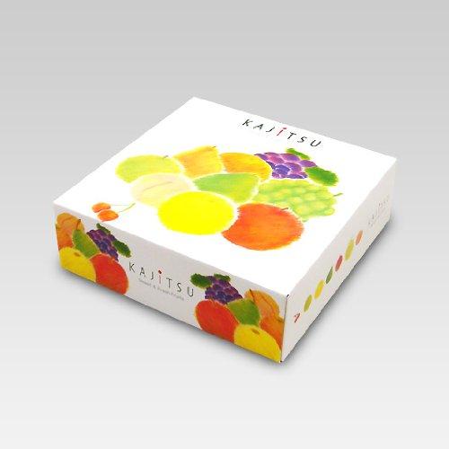 【メーカー直送品のため代引不可】パレット270角 50セット (フルーツ用 果物用 ギフトボックス ギフト箱 贈答用 箱)