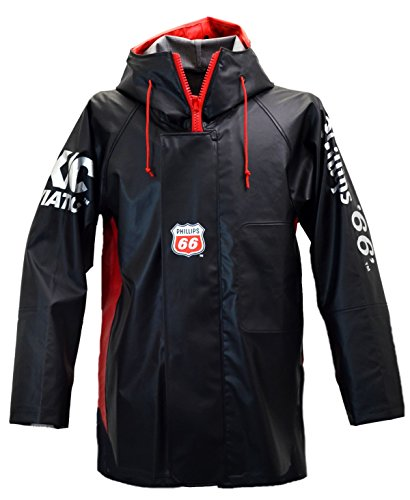 (ロクロク)高級PVCマリンウェアジャケット
