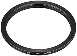 MARUMI ステップダウンリング 58mm →52mm 900362