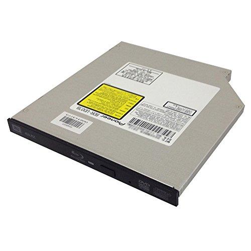 Pioneer(パイオニア) 国内正規品 9.5mm スリムラインSATA接続 内蔵型スリムドライブ(ドロワ方式) BDXL対応 BD/DVD/CDライター ソフト無 バルク品 BDR-UD03