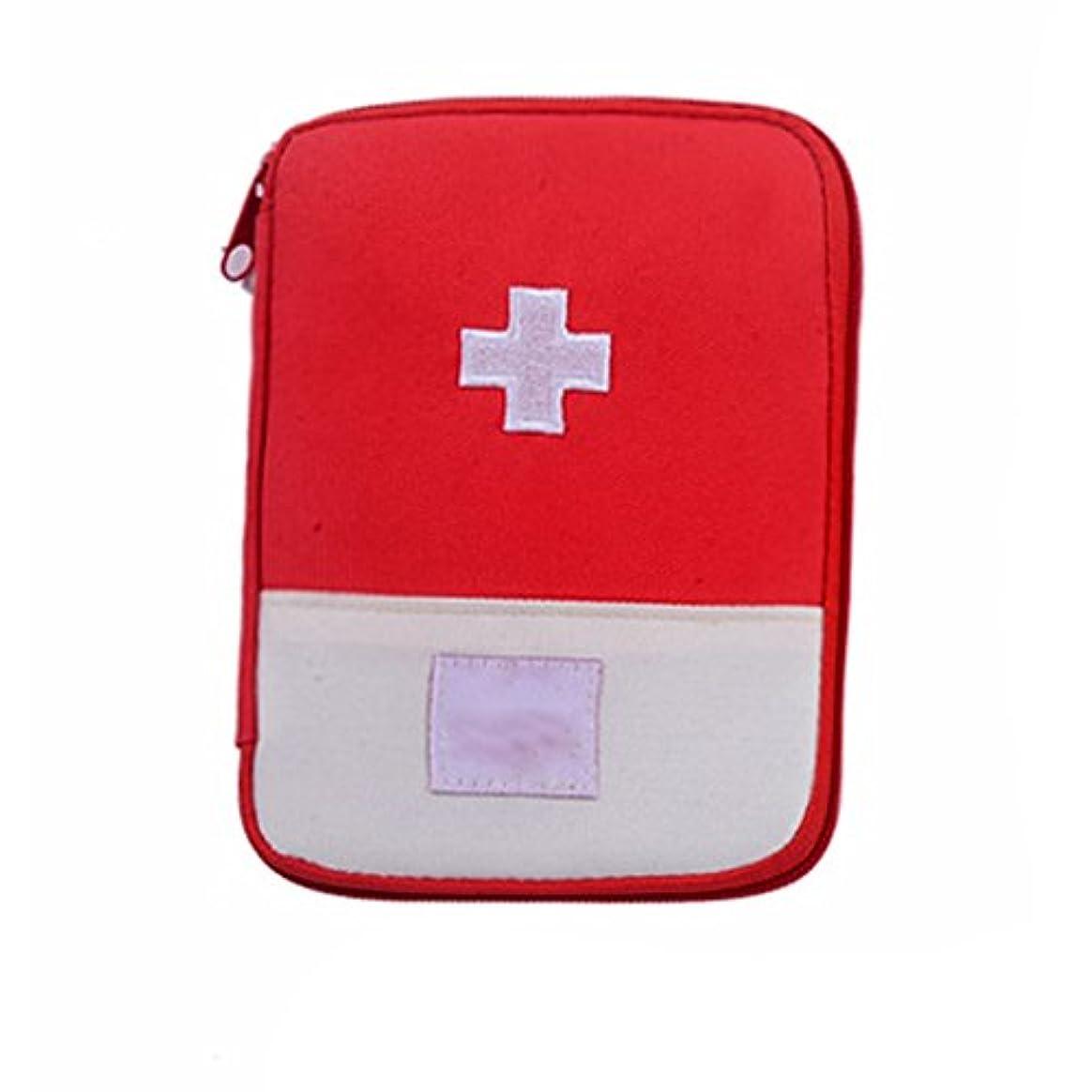 破裂織る追放アウトドア  ストレージバッグ   キャンプ用  家庭用 応急処置用品収納 携帯用救急バッグ  ケース エイドキットバッグ