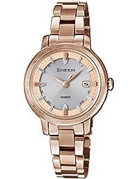 [カシオ]CASIO 腕時計 SHEEN Voyage Series 世界6局電波対応ソーラー SHW-1900CG-4AJF レディース