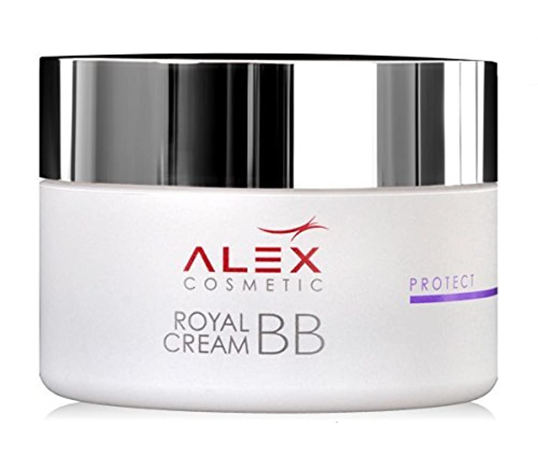 解く鎖モニカRoyal Bb Cream Jar, 50ml By Alex Cosmetic by Alex Cosmetic [並行輸入品]