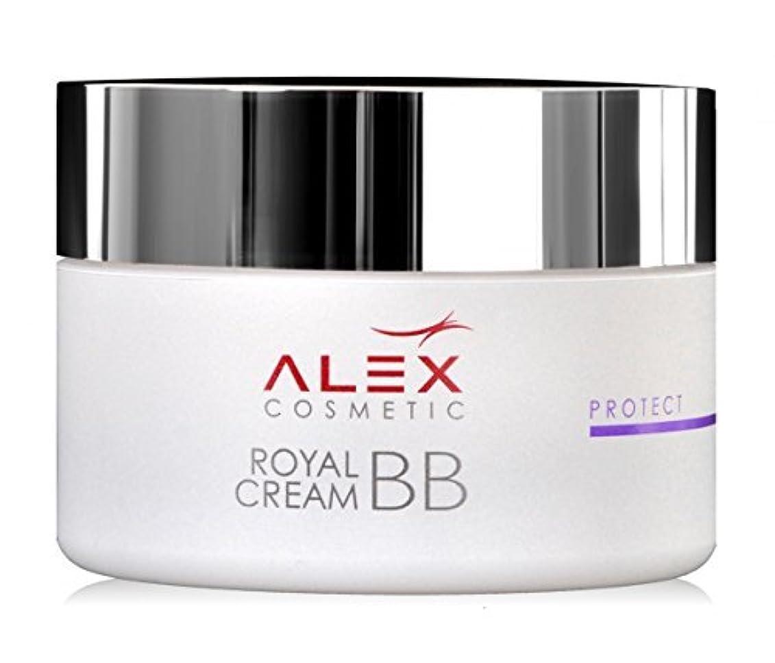 冗談でバラエティ拒絶するRoyal Bb Cream Jar, 50ml By Alex Cosmetic by Alex Cosmetic [並行輸入品]