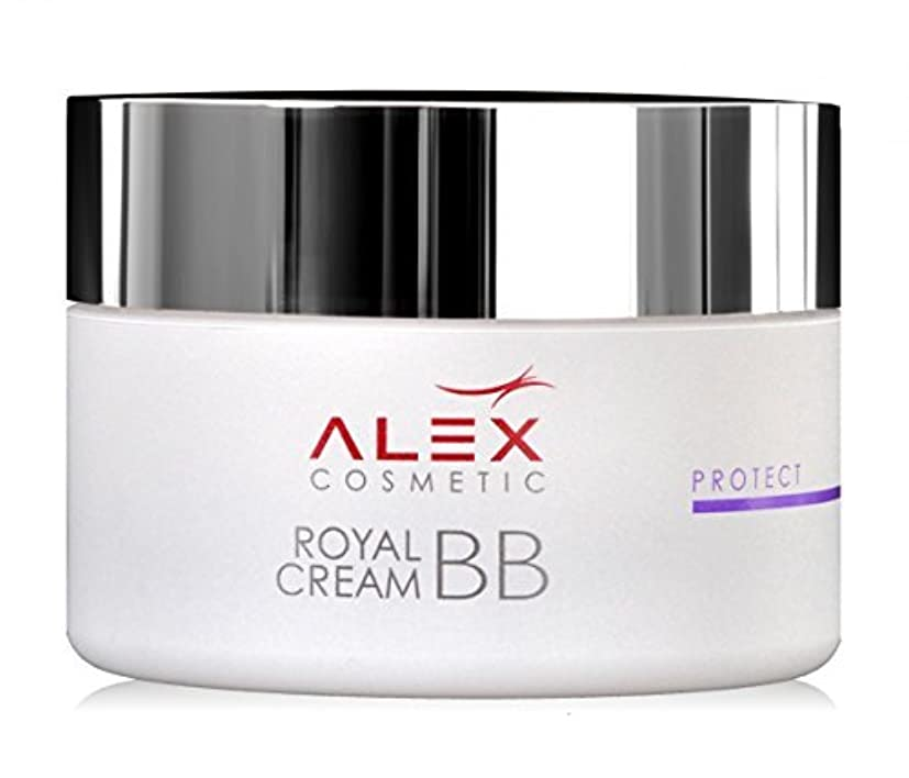 堤防ゆりリフレッシュRoyal Bb Cream Jar, 50ml By Alex Cosmetic by Alex Cosmetic [並行輸入品]
