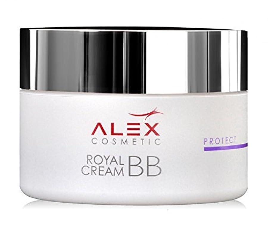 慎重に熟読かき混ぜるRoyal Bb Cream Jar, 50ml By Alex Cosmetic by Alex Cosmetic [並行輸入品]