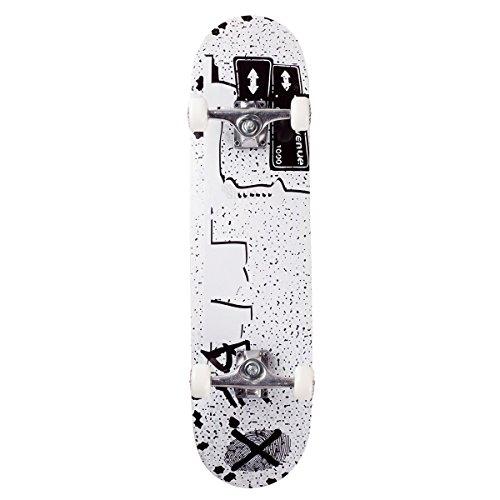 Kaiser(カイザー) メイプル スケート ボード A柄 KW-995A 両面同柄プリント