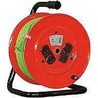 日動 電工ドラム 標準型100Vドラム 2芯 30m NR304D