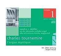 Tournemire: L'Orgue Mystique, Vol. 1 by C. TOURNEMIRE (2000-09-26)