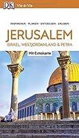 Vis-à-Vis Reisefuehrer Jerusalem.Israel, Westjordanland & Petra: mit Extra-Karte zum Herausnehmen