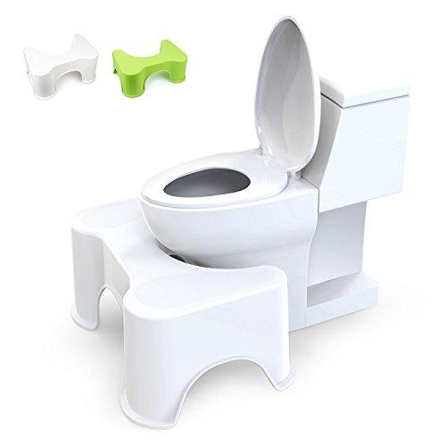 Houseasy トイレ踏み台 洋式トイレ専用足置き台 便座...