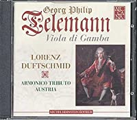 Telemann:Works for Viola De Ga