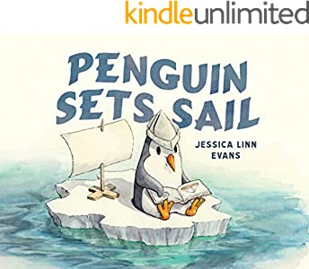 Penguin Sets Sail (English Edition)