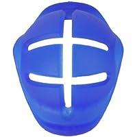 5Pcs アートライン ゴルフボールマーカー テンプレート 防水 図形描画 ブルー