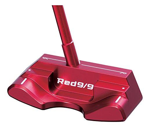 キャスコ(Kasco) Red9/9 パター Red9/9専用オリジナルシャフト ユニセックス Red9/9 右利き用  ロフト:1.5度 番手:PT