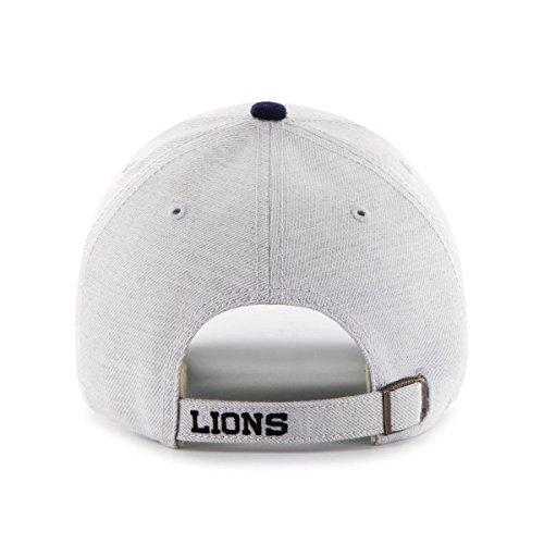 '47(フォーティーセブン) 西武ライオンズ ベースボールキャップ Lions MUNSON '47 MVP NPB-MUNSN08WHS-GY グレー フリー