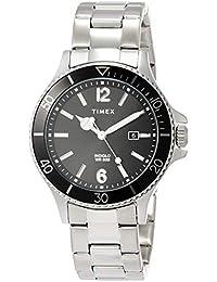 [タイメックス] 腕時計 ハーバーサイド TW2R64600 正規輸入品 シルバー