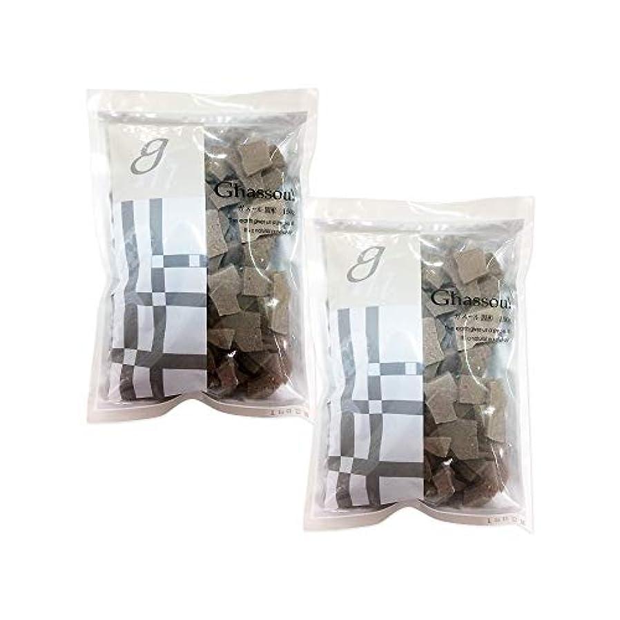 劇的複数樫の木ガスール 固形 150g◆2袋セット◆