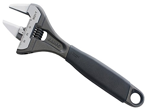 BAHCO(バーコ) Adjustable Wrench Thin type 薄口大口モンキーレンチ 9029-T