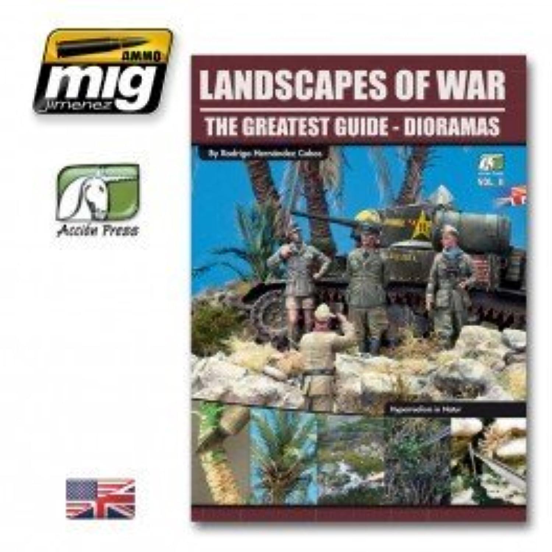 風景の戦争: The Greatestガイド – Dioramas Vol。2 (英語) # euro0008