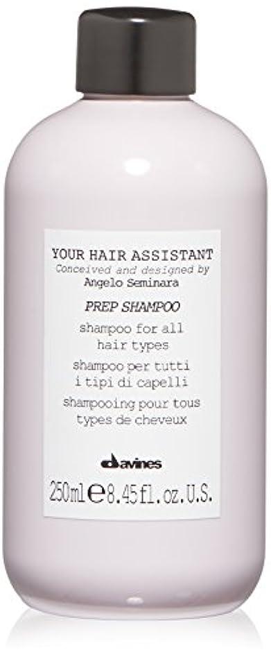バケット蚊セミナーダヴィネス Your Hair Assistant Prep Shampoo (For All Hair Types) 250ml/8.45oz並行輸入品