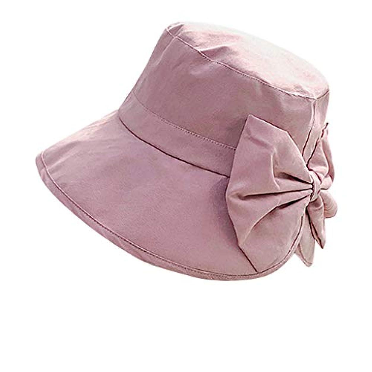 不屈微生物声を出して女性 帽子 レディース UVカット ハット女の子 つば広い 漁師帽 女優帽 小顔効果 紫外線 対策 レディース 蝶結び UV 加工 リボン ハット ビーチ 日よけ テント ビーチサンダル ベレー帽 ROSE ROMAN