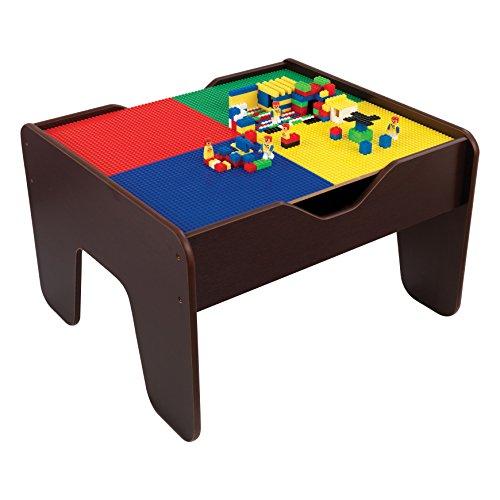 Kidkraftキッドクラフト製 アクティビティテーブル(トレイン・電車テーブル・LEGO・レゴテーブル)