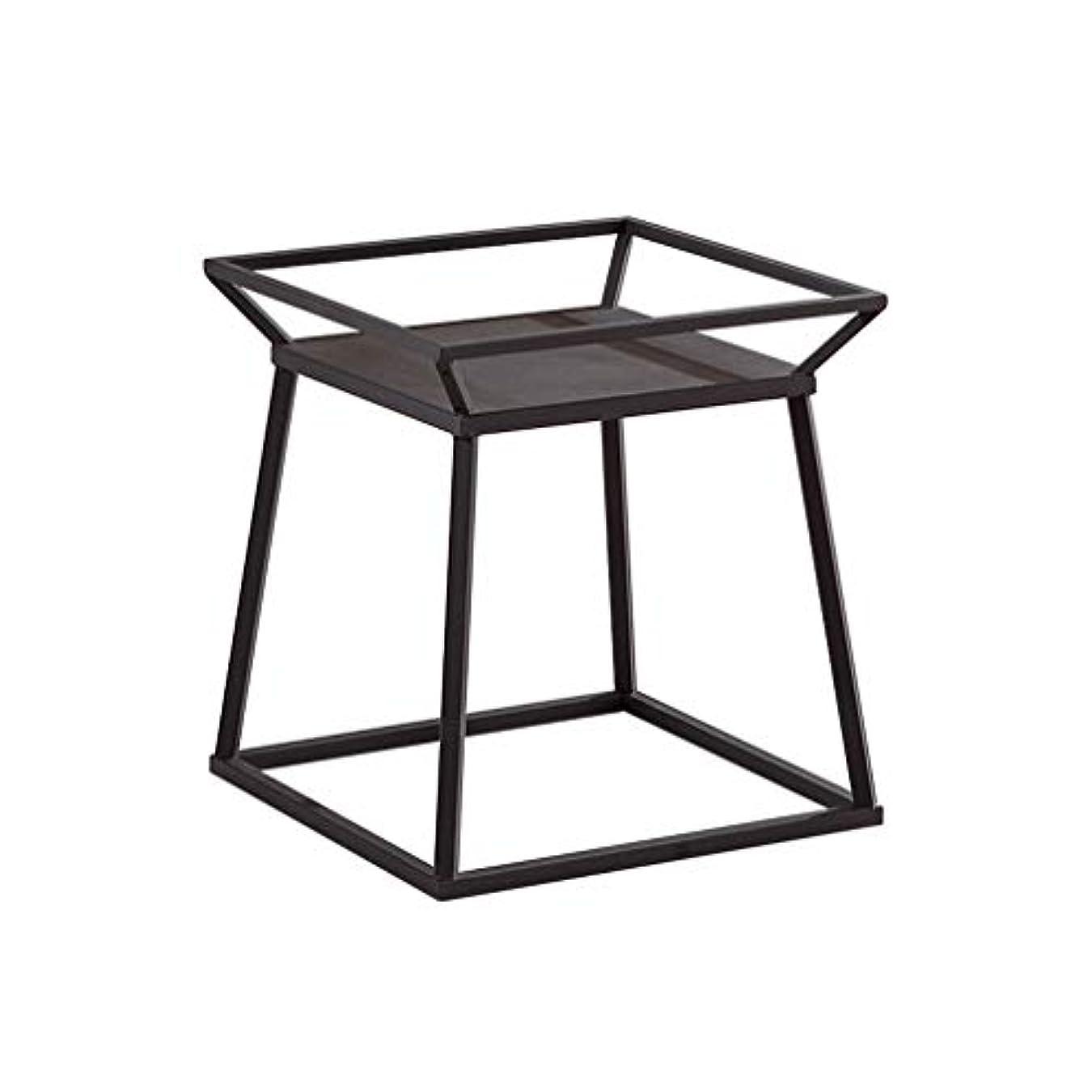 解釈遷移裁定サイドテーブルステンレス鋼モダンコーヒーテーブルノルディックミニエンドテーブルオフィスバーベッドルームリビングルーム 500 * 500 * 550mm