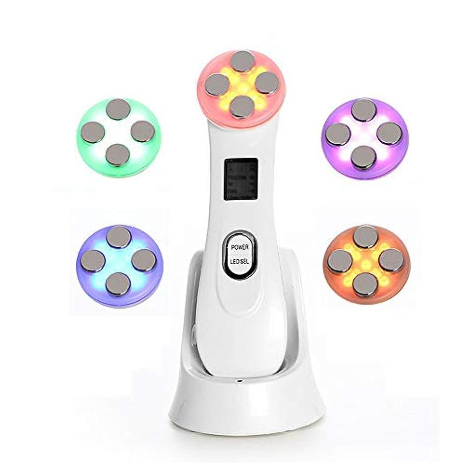 明示的に非公式広範囲にアメリカのプラスチック機器EMSエレクトロポレーションRF美容機器LED肌色光剥離機美容機器
