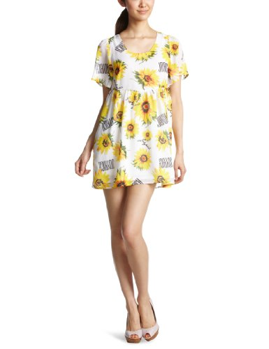 Sun Flower Garden Afternoon Dress ジョイリッチ