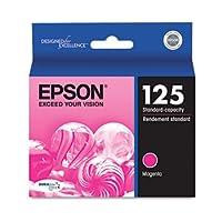 新しいEpson OEMインクカートリッジt125320(マゼンタ) (1) (インクジェットSupplies)