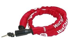 WACHSEN(ヴァクセン) 1200mm ロングワイヤー鍵 ピストロック【軽量600g】 Go WL-03