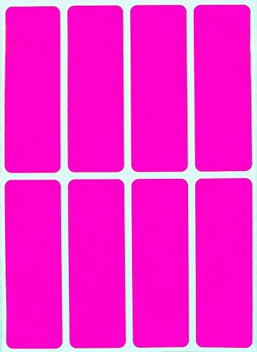 四角 シール 長方形 ラベルシール 四角型ステッカー 76㎜...