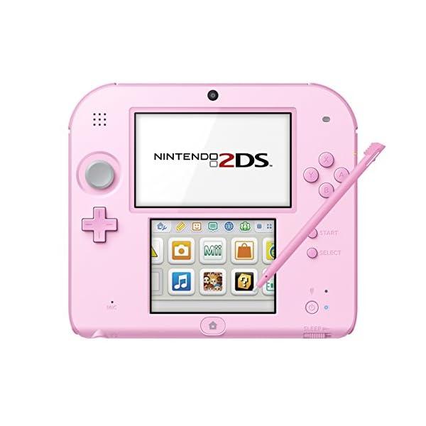 ニンテンドー2DS ピンクの商品画像