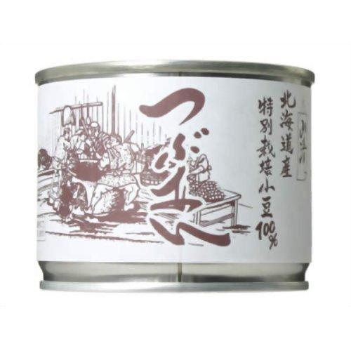 山清 北海道産特別栽培小豆100% つぶあん 缶 245g