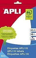 【APLI】手書き角丸ラベル 1片 (AP-01662)