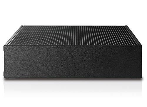 I-O DATA 外付けハードディスク 3TB 日本製 テレビ録画/4K/PC/PS4/静音/コンパクト 故障予測 診断アプリ 土日サポート EX-HD3CZ