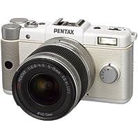 PENTAX ミラーレス一眼 Q 02ズームレンズキット ホワイトPENTAXQ02LKWH
