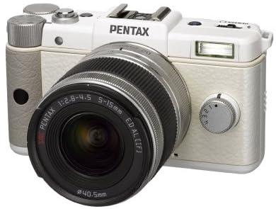 PENTAXデジタル一眼 Q 02ズームレンズキット ホワイトPENTAXQ02LKWH