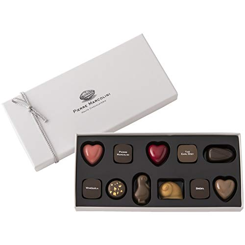 ピエールマルコリーニ チョコレート セレクション 11個入 バレンタイン ホワイトデー (11個入)