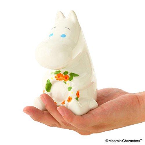 ムーミン 貯金箱 kato kogei Moomin Bank (B)ムーミンママ [HD1932]