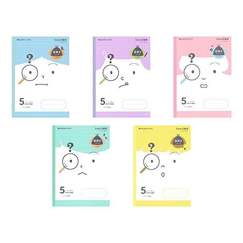 ショウワノート ジャポニカ フレンド SCRAP 謎解きシリーズ 5冊セット