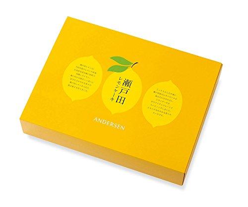 【広島土産】瀬戸田レモンケーキ(8個入)