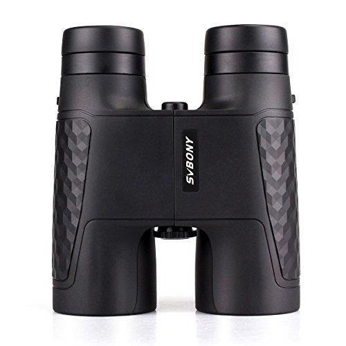 SVBONY SV30 双眼鏡 フリーフォカス ピント合わせ不要 明るさ17.6 簡単操作でも本格派 ドーム ライブ コンサート おすすめ(10x42)