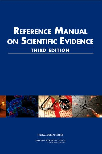 Download Reference Manual on Scientfic Evidence 0309214211